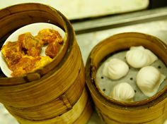 Dim Sum in Hong Kong - a long-held culinary tradition in Hong Kong, and a practice that originated as a sort of tea-drinking ritual. Where to get it: Lin Heung Tea House