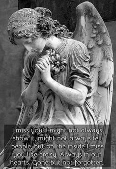 ☫ Angelic ☫ winged cemetery angels and statuary - Cemetery Angels, Cemetery Statues, Cemetery Art, Angels Among Us, Angels And Demons, Statue Ange, Love Statue, Old Cemeteries, Graveyards