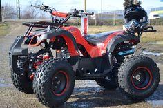 ATV 125ccc Nitro TORONTO 3G8 NOU cu garantie, Import Germania – Anunturi Muntenia