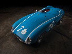 1955 Ferrari 121 LM Spider by Scaglietti   Monterey 2017   RM Sotheby's