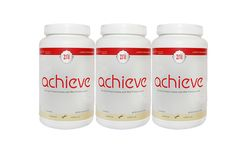 3x Zrii ACHIEVE Mix Soy Protein Isolate with Milk Protein Isolate French Vanilla -- Additional info  : Weight loss Shakes and Powders
