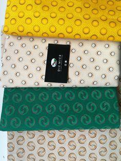 Tela shweshwe africana. Con certificación de origen en su reverso, ancho 90 cm y 100% algodón. #telasafricanas #telas #tiendatelas #telasonline #color #tapizar #moda #costura #coser #decor