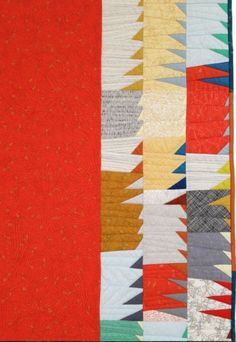 The Common Thread   Focal Quilt - Carolyn Friedlander