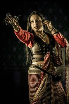 Steampunk India gallery. Also has fictions and a spiff introduction to the world.