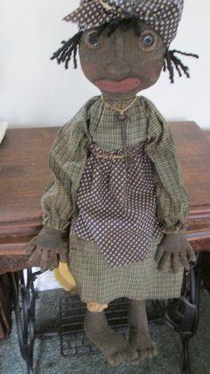 чердачная кукла фото