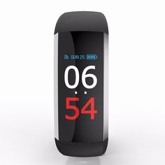 LYNWO M2S PRO Blood Oxygen Pressure Heart Rate Monitor Pedometer Smart Bracelet For iphone Samsung