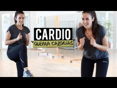 Rutina de cardio intenso | 15 minutos - YouTube