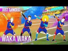 Just Dance 2018 - Waka Waka This Time For Africa - 4 players Just Dance 2017, Just Dance Kids, Football Hits, Creative Curriculum Preschool, Brain Break Videos, Time For Africa, Cotton Eyed Joe, Waka Waka, Rare Videos