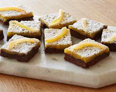 Get this all-star, easy-to-follow Damaris' Orange-Chocolate Bars recipe from Damaris Phillips.