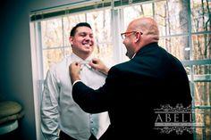 Blair & Barry - NJ Wedding Photos by www.abellastudios.com