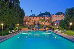 The Hearst Mansion, Beverly Hills, CA ($135M) - Follow me on instagram : @AurumForHer
