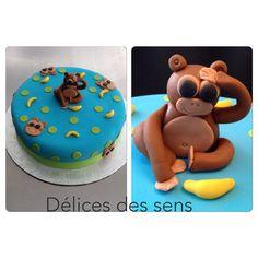 1-Gâteau de singes :)