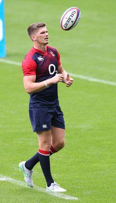 Owen Farrell Photos - England v France - International Match - Zimbio