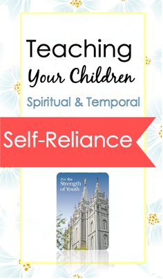 Teaching Self-Reliance part 1 - The Redheaded Hostess