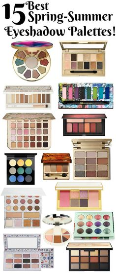The Must-Have List: Best Spring-Summer Eyeshadow Palettes! – Beauty411