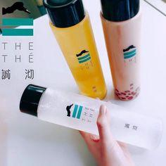 《台南ドリンク》大行列のお店。誠沏THE THÉ : 台南留学日記