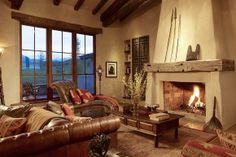 interior design ranch home | Star Ranch in Colorado - Best Home Design, Architecture, Home Interior ...