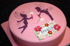 Gluten Free Fairies Birthday Cake   Flickr - Photo Sharing!