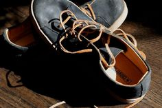 Sak for Converse First String - Exquisitely old-world, hand-crafted remakes of the Jack Purcell and One Star