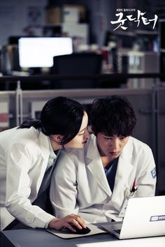 Good Doctor - I'm going to watch this drama for sure! Good Doctor Korean Drama, Korean Drama Movies, Korean Dramas, Yoon Seo, Joo Sang Wook, Cantabile Tomorrow, My Sassy Girl, Yong Pal, Hospital Doctor
