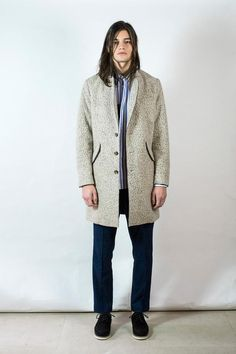 Soulland Men's Fall Winter 2015 Otoño Invierno #Menswear #Trends #Tendencias #Moda Hombre
