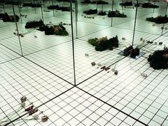 Supersurface: An Alternate Model of Life on Earth, 1972 — Superstudio Arcology, Dance Project, Concept Architecture, Postmodernism, Landscape, Instagram, Corner Mirror, Mirror Mirror, Art Installation