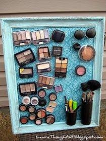 Make up Magnet Board
