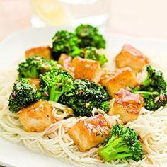 Tofu & Broccoli Stir-Fry - EatingWell.com