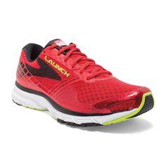 Cushioning Sneaker Trail Running Shoe Mens Womens Thin Red American Flag