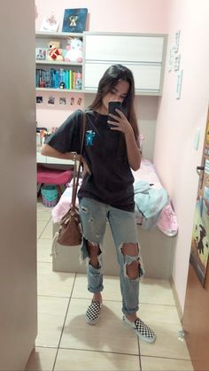 Outfits For Teens, Trendy Outfits, Summer Outfits, Cute Outfits, Fashion Pants, Girl Fashion, Fashion Outfits, Womens Fashion, Fade Styles