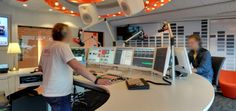 Radio Studio Q-Music