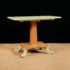 Antique Tilt-top Table in European Pine c. 1835 Antique Pine Furniture, Painting Antique Furniture, Antique Tables, Antique Paint, Painted Furniture, Asian, Center Table, Tilt, Side Tables