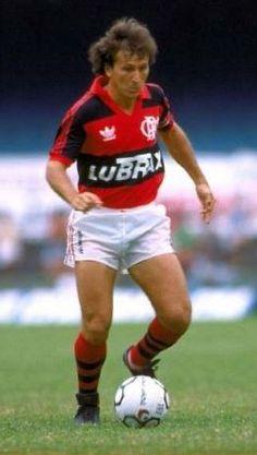 Zico, Flamengo (1971-1983; 1985-1989)