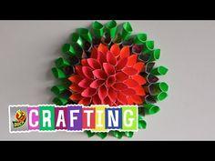 How to Duck Tape Flower Wreath   Craft & Decor   Duck® Brand