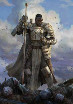 Fantasy Character Design, Character Concept, Character Inspiration, Character Art, Fantasy Armor, Medieval Fantasy, Dark Fantasy Art, Fantasy Art Warrior, Daily Fantasy