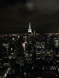 NY de noche