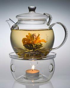 Loose Teapot with warmer Seru nih buat acara ngeteh dirumah