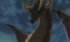 Check out these epic anime dragons, including Peterhausen, Ichiban Ushiro no Daimaou! Dragon Half, Dragon Girl, Blue Dragon, Ichiban Ushiro No Daimaou, Magnificent Beasts, People Fly, Legendary Creature, Demon King, Yellow Eyes
