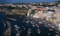 Procida, Italy.....haven't been....yet!
