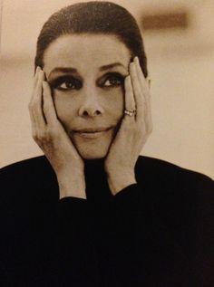 Always classic Audrey Hepburn