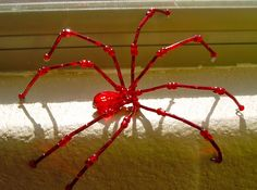 Great blog with lots of creepy craft ideas - 102 Wicked Things To Do