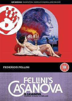 Il Casanova di Federico Fellini (1976) - Federico Fellini.