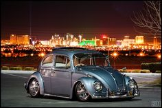 My first new car was a 1972 VW bug, and this color.....it was called a Baja Bug due to the metallic paint and special wheels :)