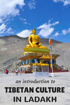 Ladakh is the place where you will be able to experience Tibetan culture in the most genuine, accessible and authentic way like nowhere else in the world: