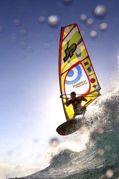 Antoine Martin - NeilPryde Windsurfing 2015