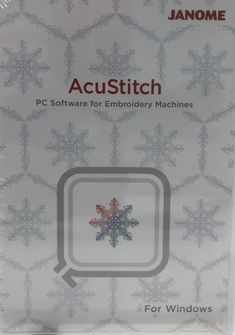 Saturday Sewing: Let's revisit AcuStitch – what is this? | Janome Life