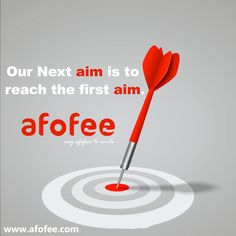 our next aim is to reach the first aim