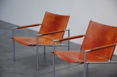 Martin Visser SZ02 easy chairs for 't Spectrum 1965