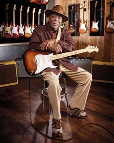 Buddy Guy, Blues Artists, Music Images, Blues Music, Bottle Art, Kinds Of Music, All Star, Hipster, Guitars
