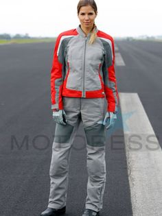 Airflow- BMW Motorrad Woman Motorcycle Rider Equipment 2014 Collection
